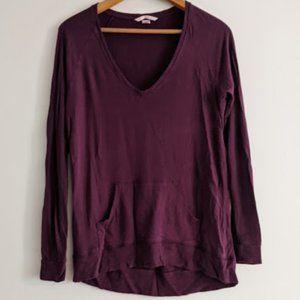 Victoria's Secret Purple Long Sleeved Sweater M